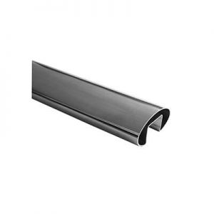 Stainless Steel Oval Slotted Tubes