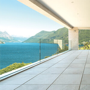 frameless glass balustrade systems by Origin Architectural