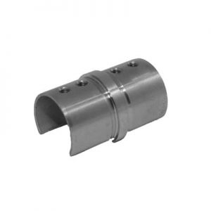 Tube Connector for Slotted Tube