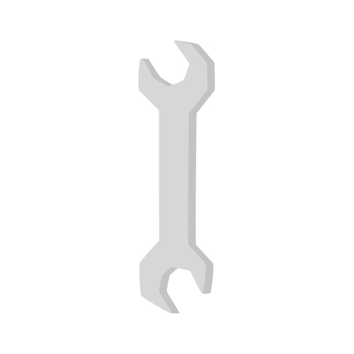 Easy Fit 10mm Spanner