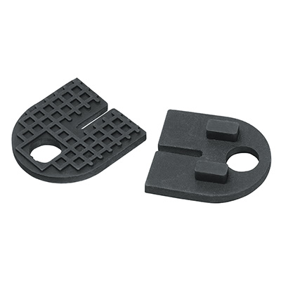 Rubber Inlays