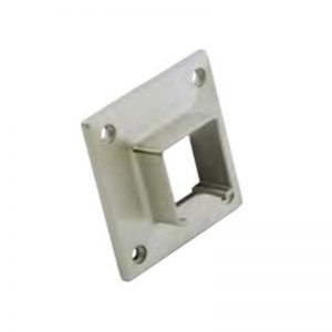 Square Wall Flange To Suit 40mm x 40mm Tube