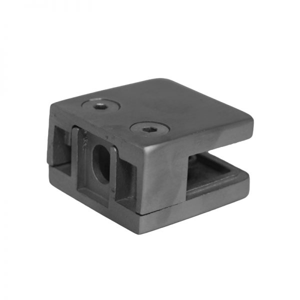 Middle Square Glass Clamps