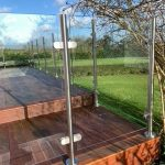 post and rail balustrade in Leeds