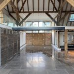 portsmouth glass floor project