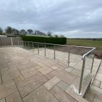 The 4 Benefits Of An Outdoor Glass Balustrade